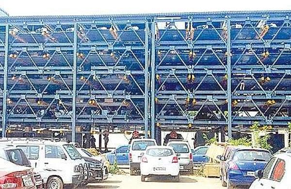CMC goes smart with automated car park- The New Indian Express