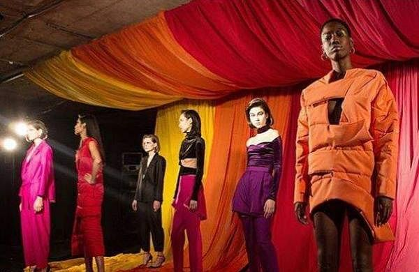 India Wins Best Country Award At London Fashion Week The New Indian Express