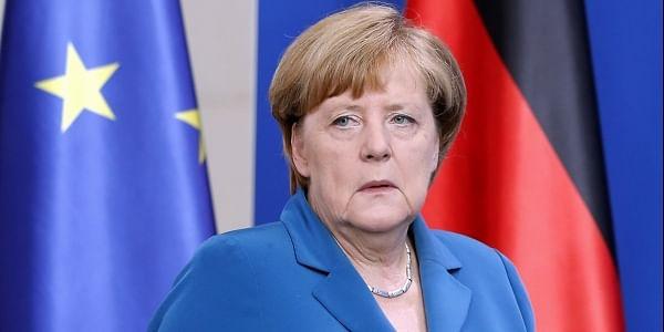 German Chancellor Angela Merkel. (File Photo   AP)