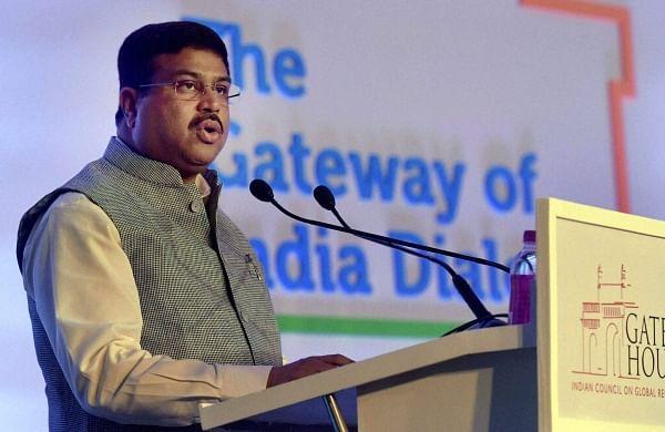 Minister of State, Petroleum and Natural Gas, Dharmendra Pradhan   PTI