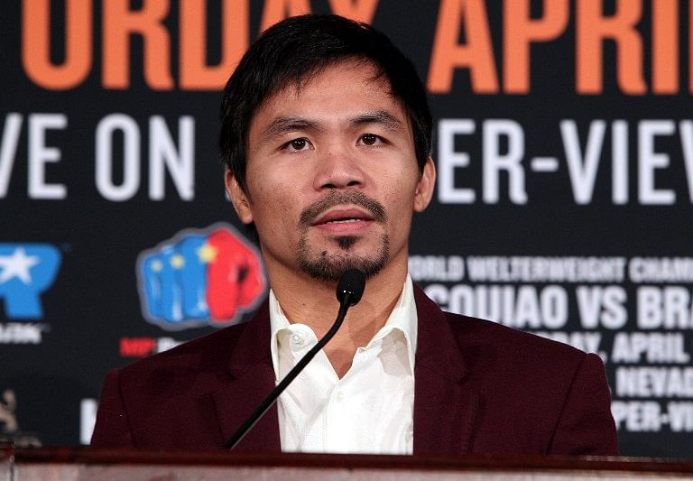 Pacquiao says his July 2 fight will show he's 'not done yet'