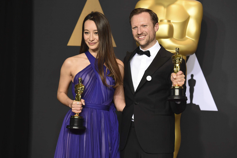 white helmets, Oscar, Best Documentary Short, Joanna Natasegara, Orlando von Einsiedel