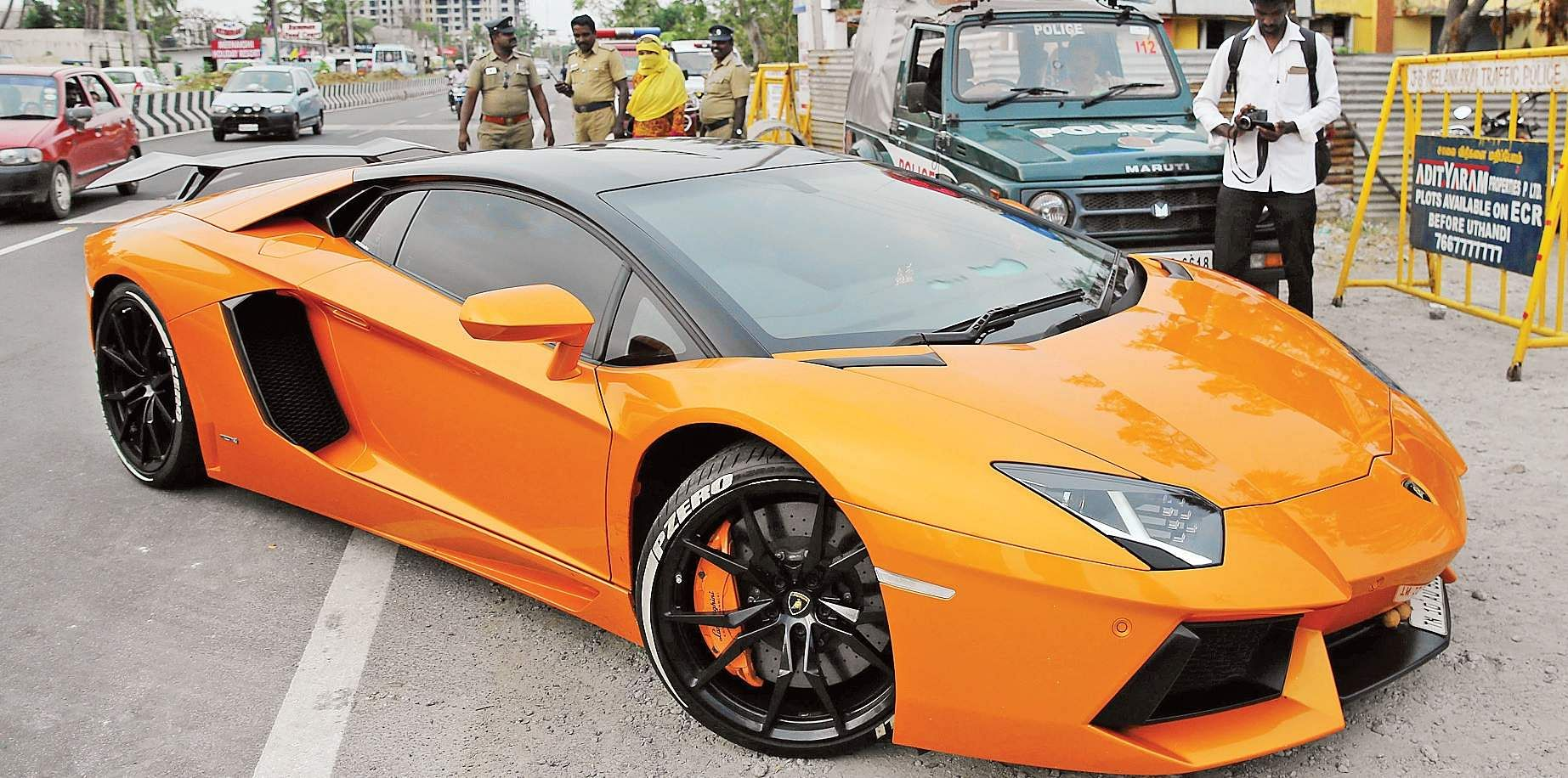 city police refuse to be taken for a ride seize 10 luxury cars the new indian express. Black Bedroom Furniture Sets. Home Design Ideas