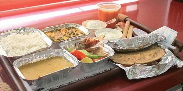 railway meal, railways