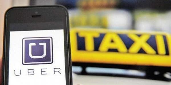 Cab aggregator Uber. (File photo)