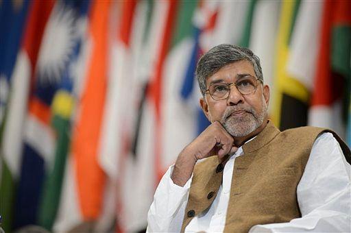 India activist Kailash Satyarthi's Nobel medal stolen from home