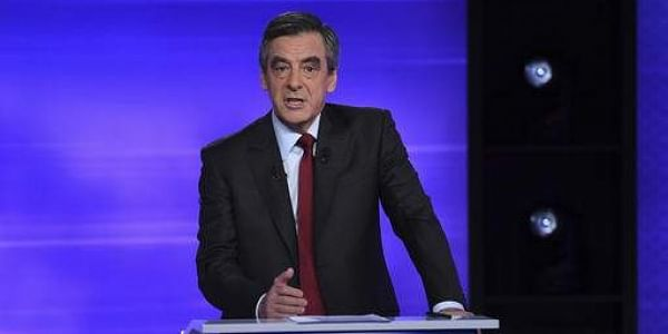 Conservative French presidential candidate Francois Fillon. (File Photo | AP)