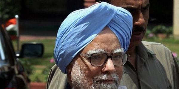 outraged congress walks out of rajya sabha over pm modi s raincoat