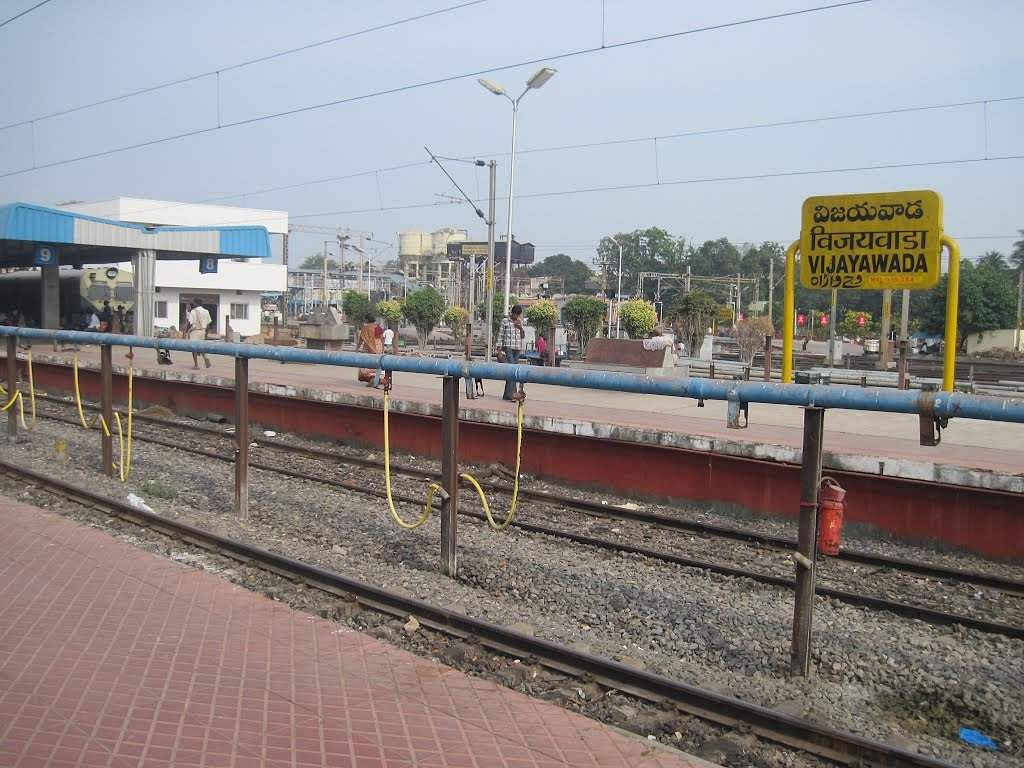 Suresh Prabhu launches first phase of station redevelopment project