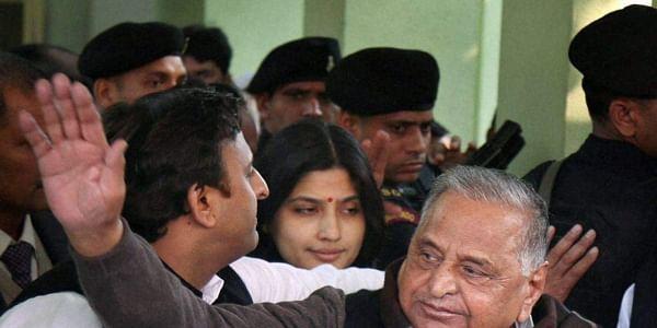 Mulayam Singh-PTI
