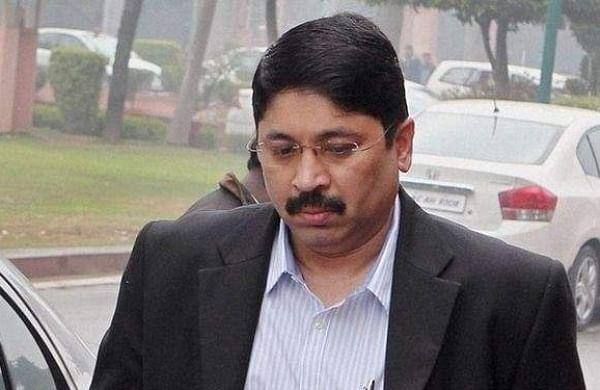 Former Union Telecom and IT Minister Dayanidhi Maran (File | PTI)