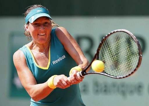 Israeli tennis star Shahar Peer announces retirement