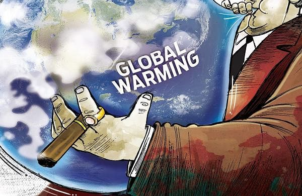 Is The Globe Really Warming The New Indian Express