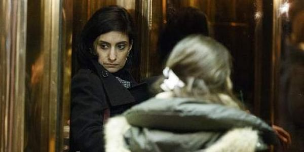 Seema Verma, left, then President-elect Donald Trump's nominee for administrator of the Centers for Medicare and Medicaid Services, gets on an elevator in the lobby of Trump Tower in New York on Jan. 10, 2017 (File Photo | AP)