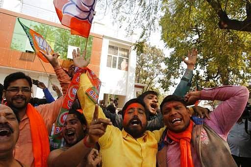 BJP Cadre