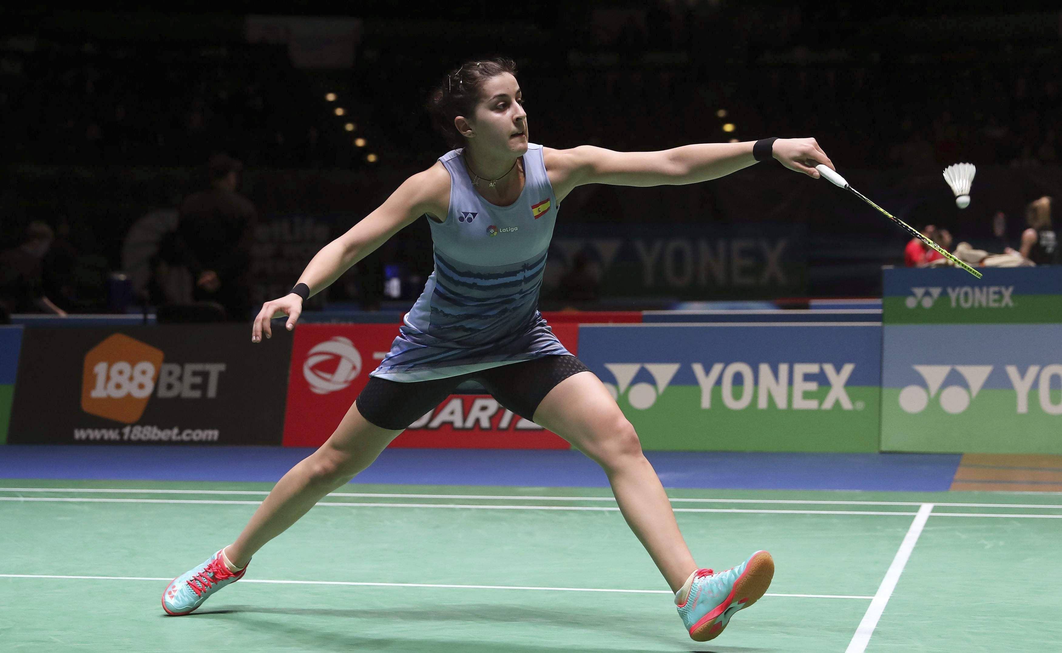 Ratchanok pulls off eback to beat Marin at All England The New