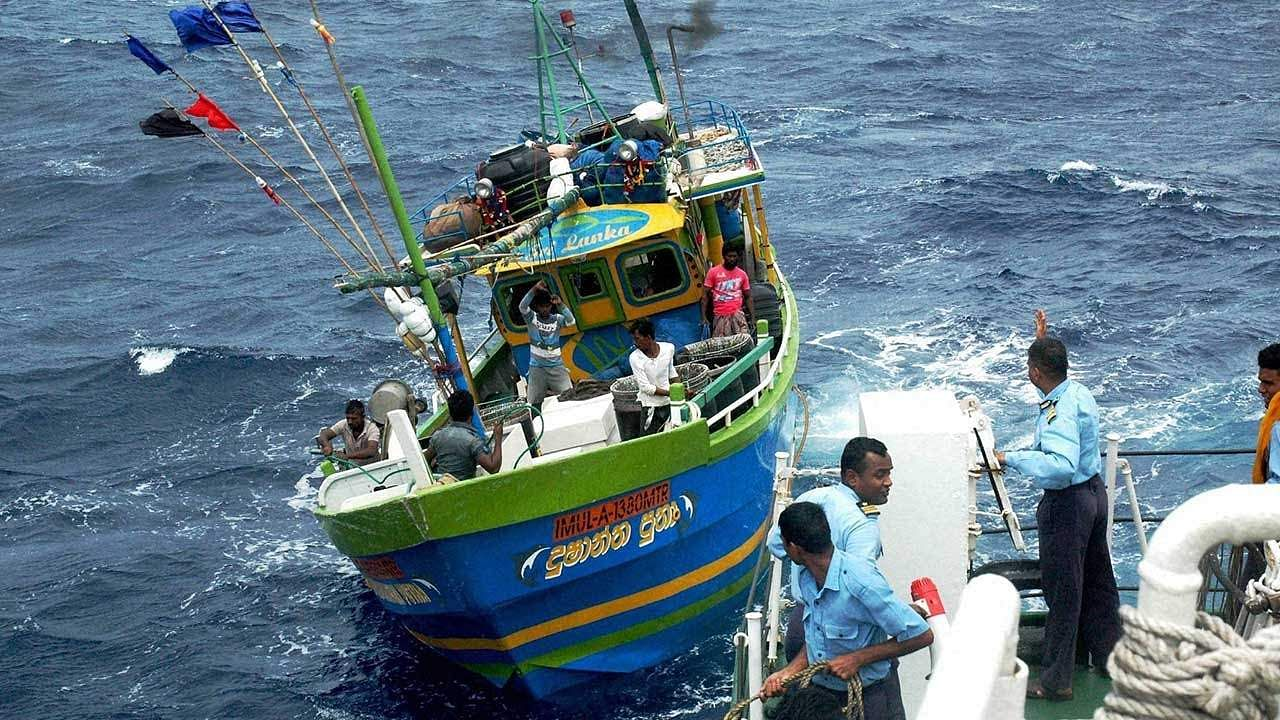 Sri Lankan Navy releases 53 Indian fishermen as goodwill gesture
