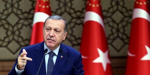 Turkey President Recep Tayyip Erdogan. (File photo   AP)