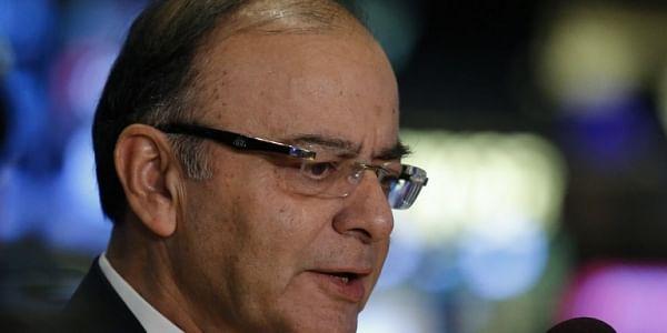 Union Finance Minister Arun Jaitley. (File photo |AFP)