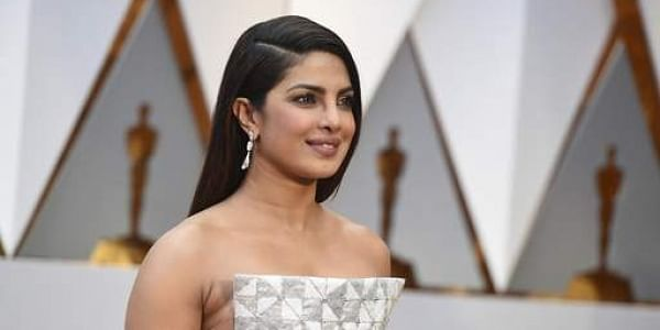 Priyanka Chopra arrives at the Oscars on Sunday, Feb. 26, 2017, at the Dolby Theatre in Los Angeles. (File Photo | AP)