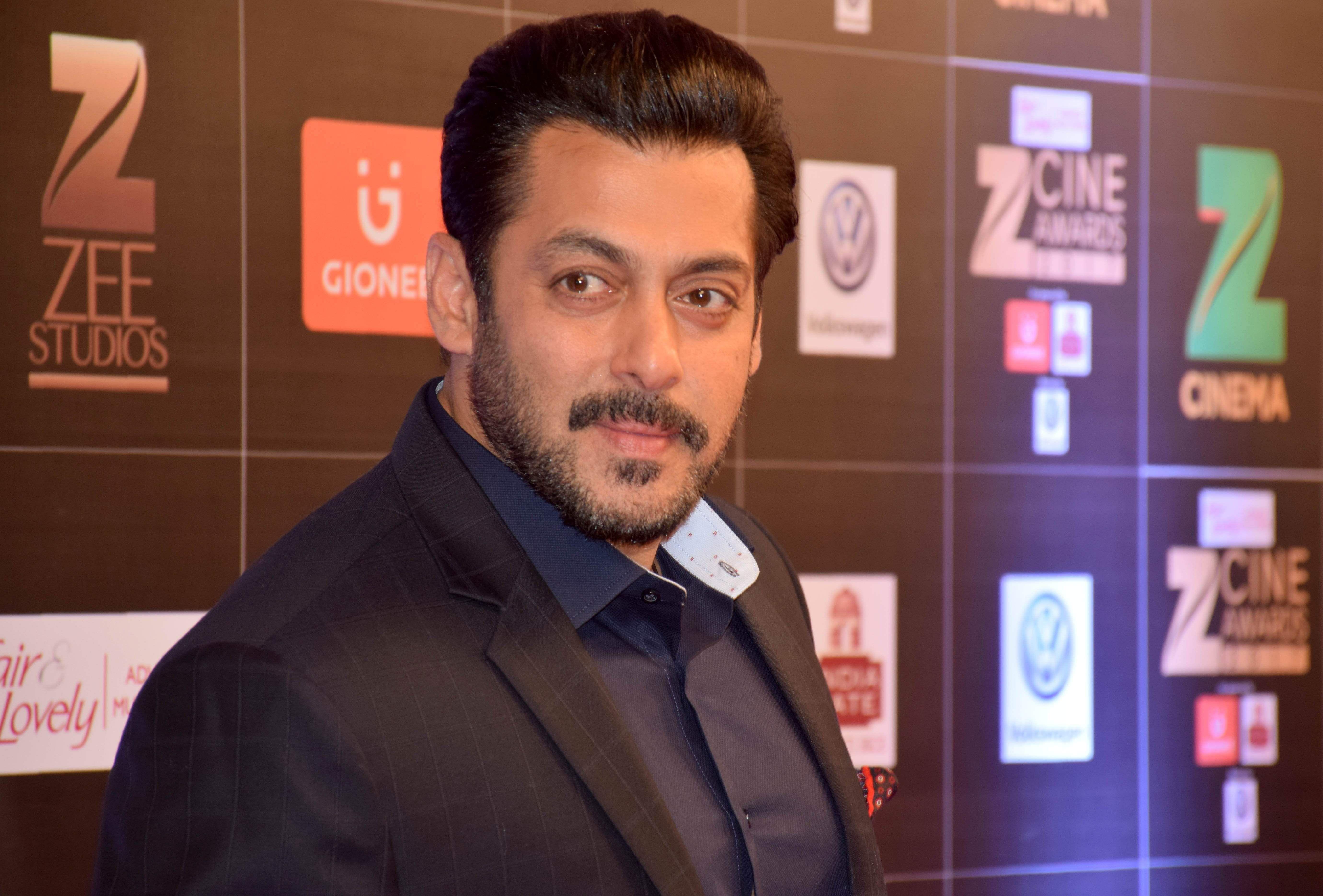 Salman Khan, Zee cine 2017