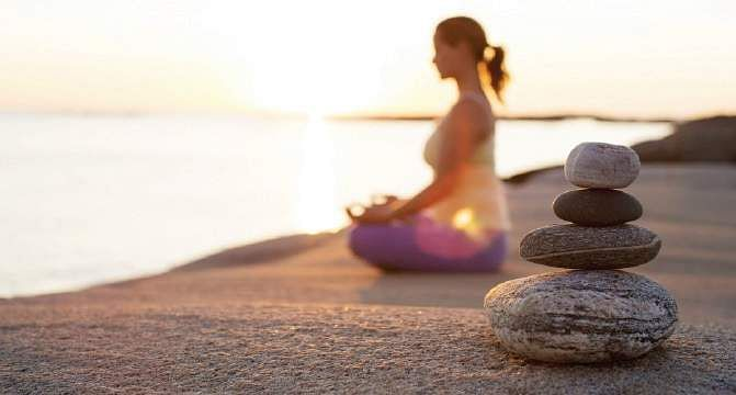 Bring the mind to a state of meditation - The New Indian Express 1