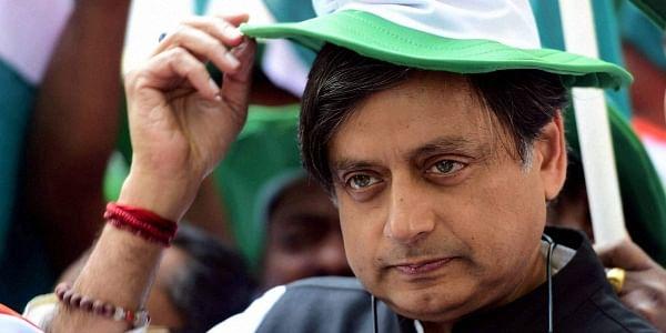 Shashi Tharoor   PTI