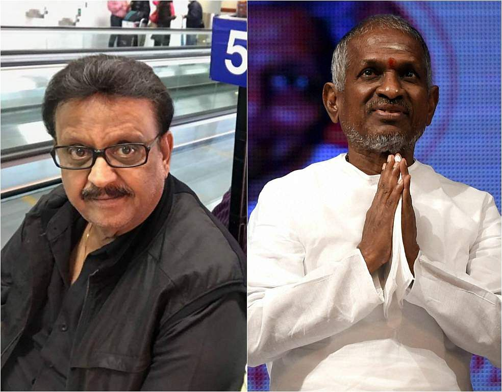 Music Maestro Ilayaraja sends legal notice to SP Balasubrahmanyam, Chitra and Charan
