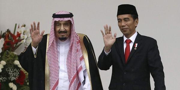King Salman, Indonesia trip, terrorism