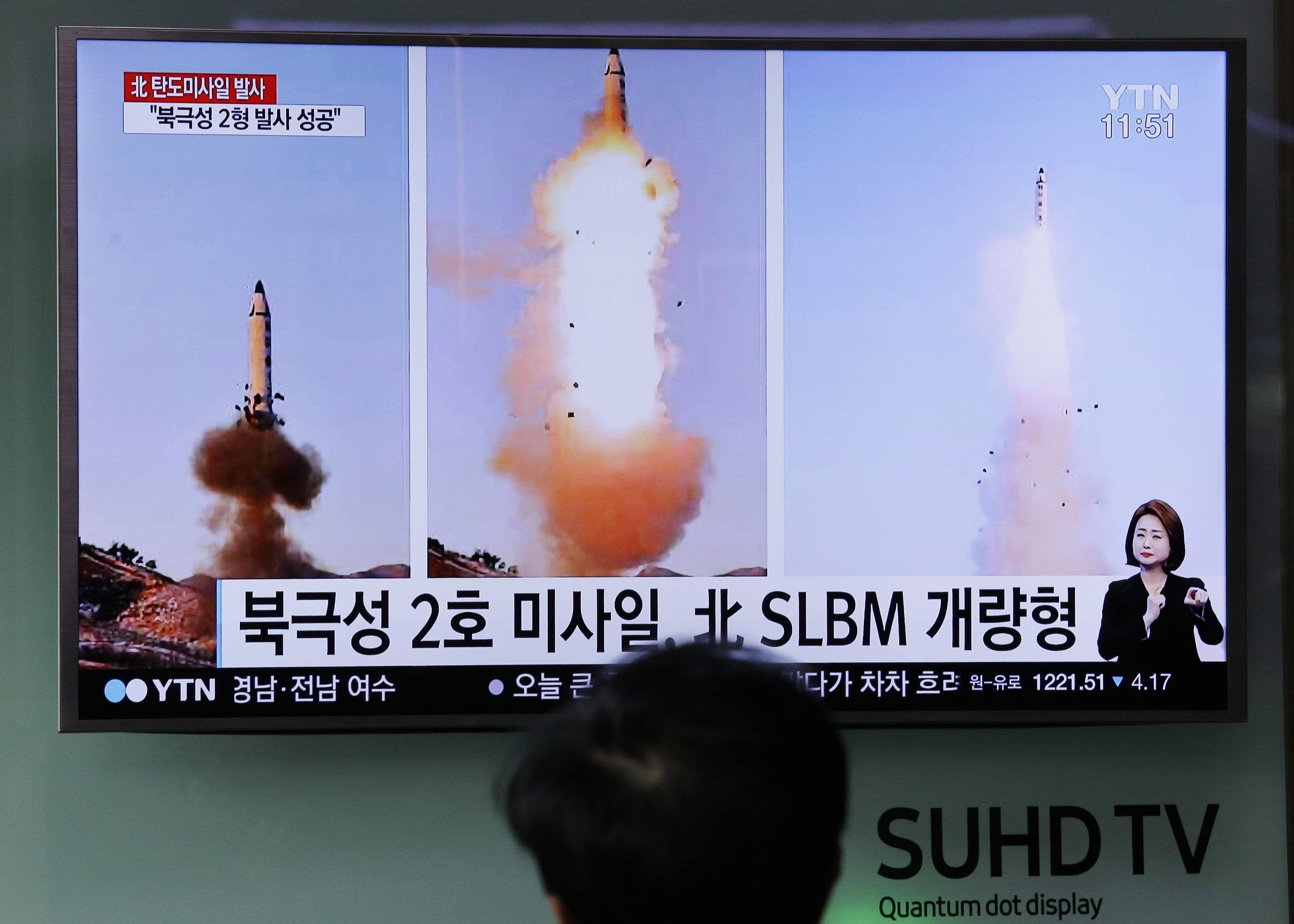 North Korea's Kim 'acting very, very badly'