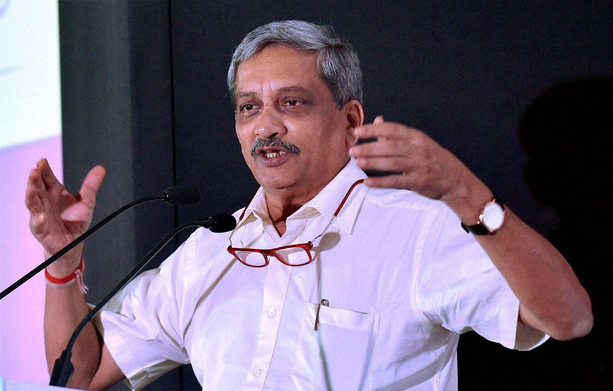 Goa CM Manohar Parrikar retains Home, Finance; others get a ministry each