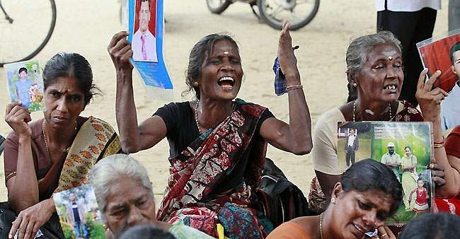 Indian fishermen arrested by Sri Lanka Navy