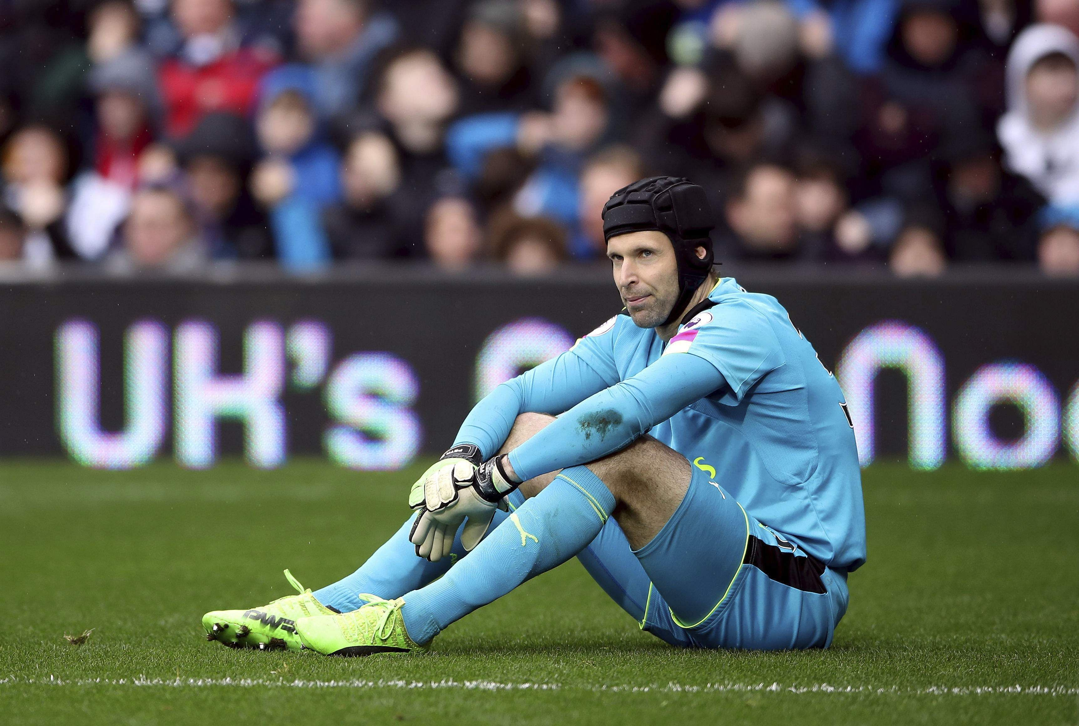 Petr Cech voted Czech player of 2016 for record ninth time The