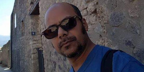 Poet Srijato Bandopadhyay (Photo | facebook.com/srijato.speaks.3)