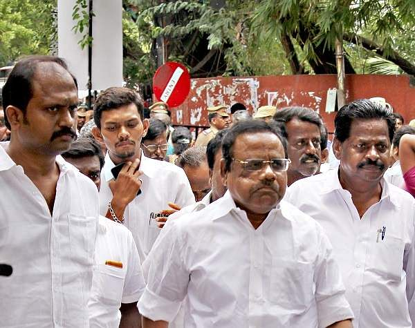 DMK loses non-confidence motion against Speaker P Dhanapal