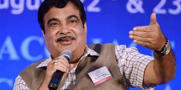 Union Minister for Road Transport Highways and Shipping Nitin Gadkari. (File | PTI)