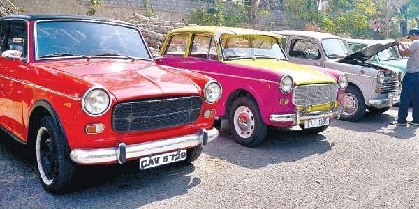 Bengaluru S 200 In Love With Padmini The New Indian Express