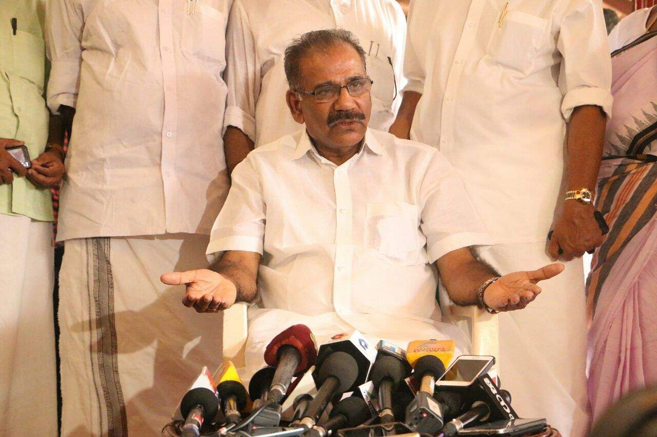 Kerala transport minister AK Saseendran resigns over charges of sexual misconduct