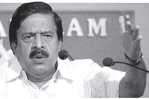 CPI mouthpiece castigates CPI(M) MLA over encroachments in Munnar