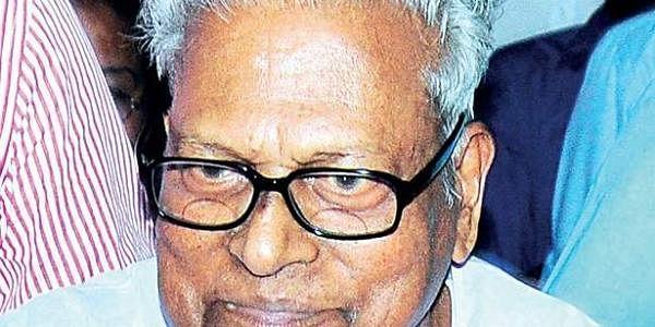 CPM veteran V S Achuthanandan