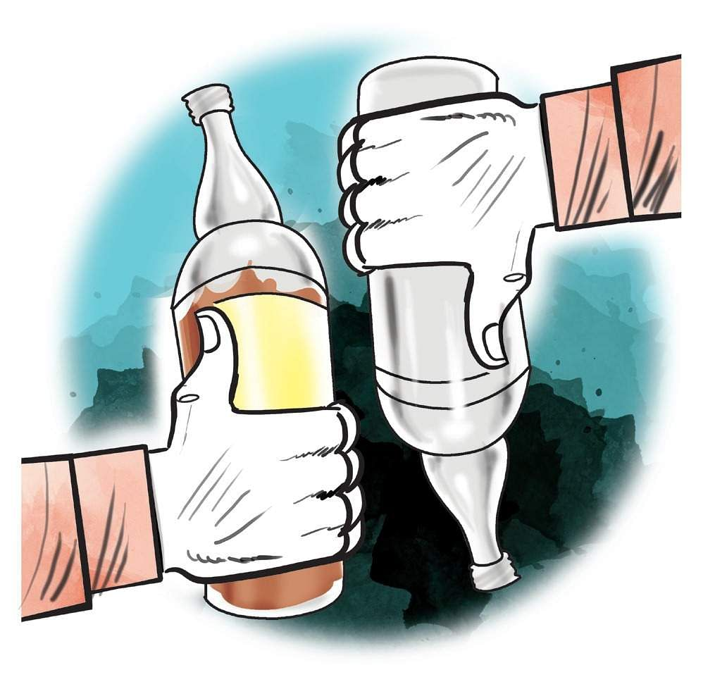 Liquor outlets along Delhi highways shuttered on SC orders