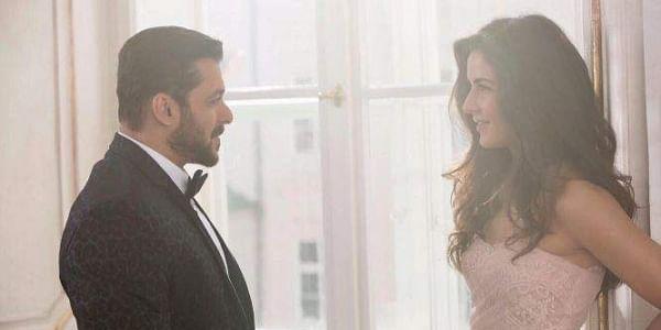 Salman Khan and Katrina Kaif in Tiger Zinda Hai (Photo | Twitter)