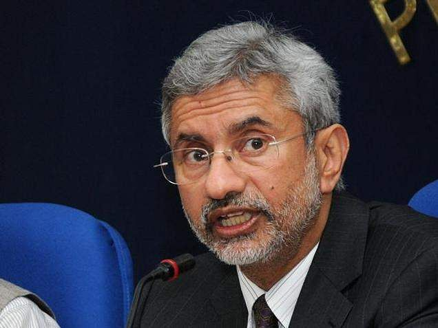 S.Jaishankar discusses terrorism, Afghanistan with USA officials
