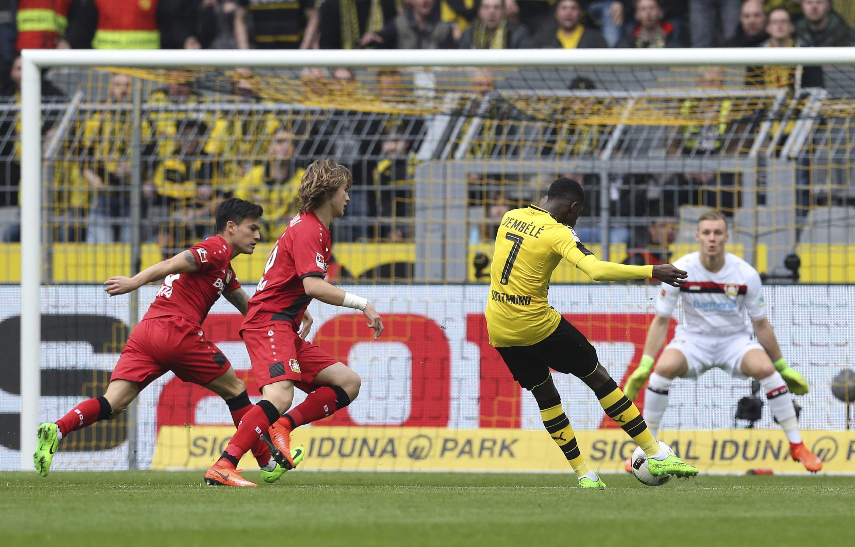 Bayer Leverkusen sacks coach Roger Schmidt after dismal run
