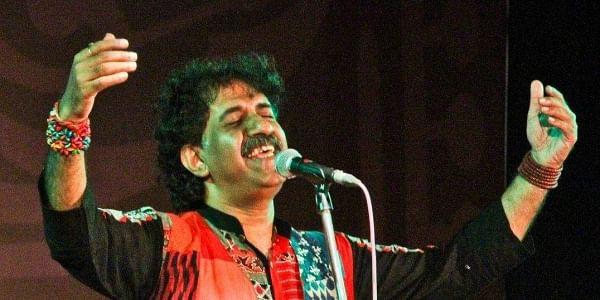 Bengali folk singer Kalikaprasad Bhattacharya (Photo | facebook.com/kalikaprasad.bhattacharjee)