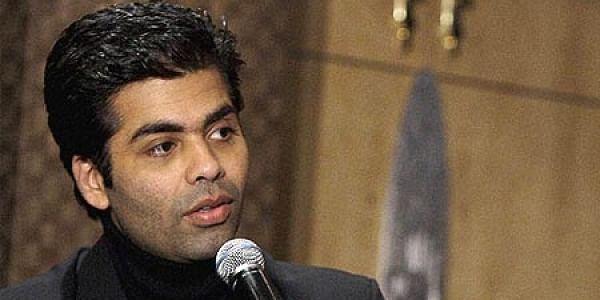 Karan Johar, speaking