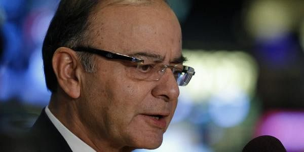 Union Finance Minister Arun Jaitley. (File photo |AFP)