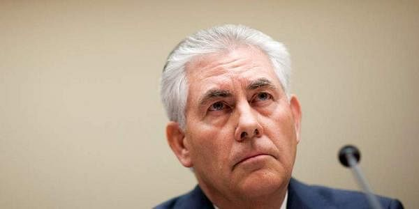 US Secretary of State Rex Tillerson (Photo | Reuters)