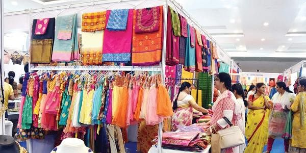 Garment Expo A Big Draw The New Indian Express