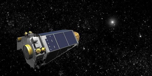 NASA's Kepler spacecraft (Photo | Facebook)